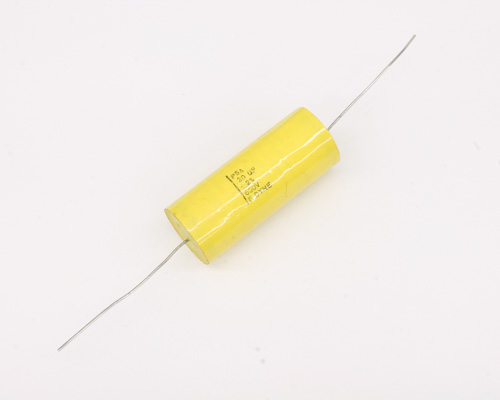 Picture of PSA-.2-600-2 F-DYNE capacitor 0.2uF 600V Film POLYSTYRENE Axial