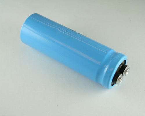 Picture of 36D552G040AC2B SPRAGUE capacitor 5,500uF 40V Aluminum Electrolytic LARGE CAN COMPUTER GRADE