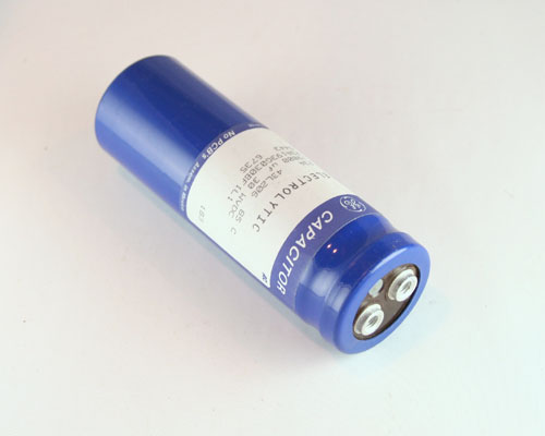 Picture of 23A193G030BF1L1 GENERAL ELECTRIC capacitor 19,000uF 30V Aluminum Electrolytic Large Can Computer Grade