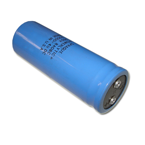 Picture of 36DX303G040BF2A SPRAGUE capacitor 30,000uF 40V Aluminum Electrolytic Large Can Computer Grade