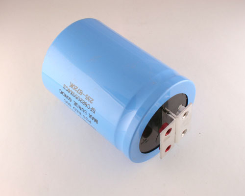 Picture of SFC682050X4C3 MALLORY capacitor 6,800uF 50V Aluminum Electrolytic Large Can Computer Grade