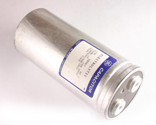Picture of 23B562G150EI0D1 GENERAL ELECTRIC capacitor 5,600uF 150V Aluminum Electrolytic Large Can Computer Grade