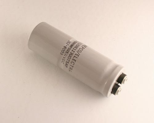 Picture of 3120HC123U025AP ME capacitor 12,000uF 25V Aluminum Electrolytic Large Can Computer Grade
