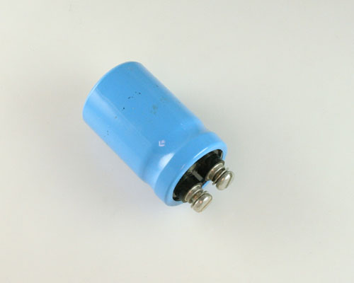 Picture of CG112U35A1 MALLORY capacitor 1,100uF 35V Aluminum Electrolytic Large Can Computer Grade High Temp