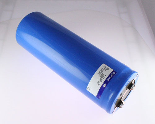 Picture of 23J682F400FL1H1 GENERAL ELECTRIC capacitor 6,800uF 400V Aluminum Electrolytic Large Can Computer Grade