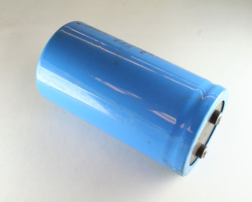 Picture of 23A682M063CD1L1 GENERAL ELECTRIC capacitor 6,800uF 63V Aluminum Electrolytic Large Can Computer Grade