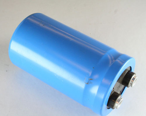 Picture of 36DX123G040AC2B SPRAGUE capacitor 12,000uF 40V Aluminum Electrolytic Large Can Computer Grade