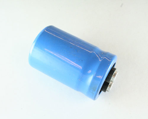 Picture of 36DX562G025AB2B SPRAGUE capacitor 5,600uF 25V Aluminum Electrolytic Large Can Computer Grade