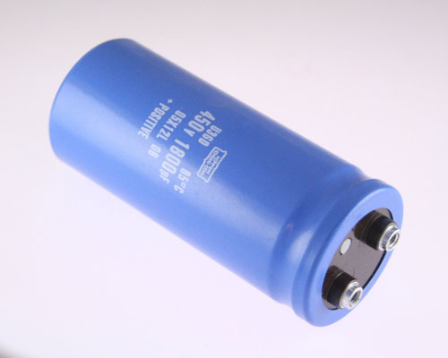 Picture of U36D450LG182M51X117HP UNITED CHEMICON capacitor 1,800uF 450V Aluminum Electrolytic Large Can Computer Grade