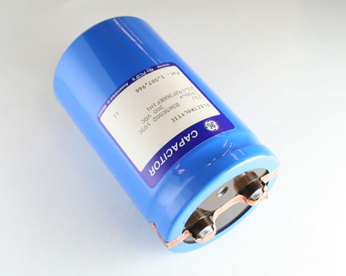 Picture of 23J192F300EF1H1 GENERAL ELECTRIC capacitor 1,900uF 300V Aluminum Electrolytic LARGE CAN COMPUTER GRADE