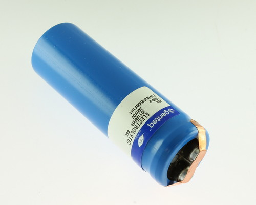 Picture of 23A102F200BF1H1 GENTEQ capacitor 1,000uF 200V Aluminum Electrolytic Large Can Computer Grade
