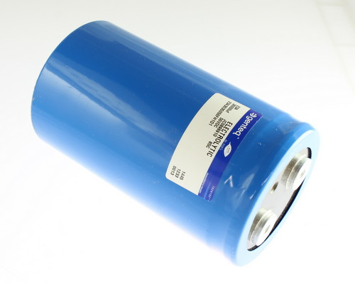 Picture of 23A303G050FH1D1 GENTEQ capacitor 3,000uF 50V Aluminum Electrolytic Large Can Computer Grade