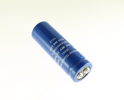 Picture of FA0143G020BF1L CAPACITOR TECHNOLOGY capacitor 14,000uF 20V Aluminum Electrolytic Large Can Computer Grade