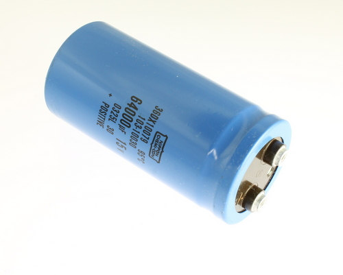 Picture of 36DX643G015BC2B UNITED CHEMICON capacitor 64,000uF 15V Aluminum Electrolytic Large Can Computer Grade