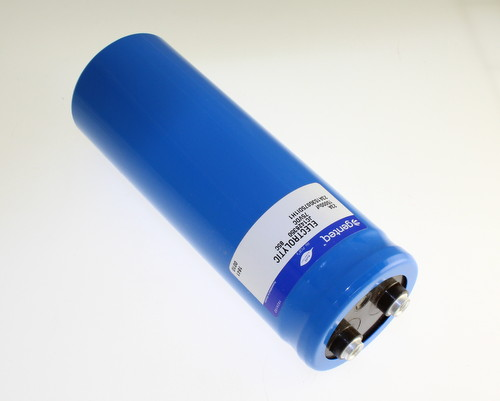 Picture of 23A153G075DI1H1 GENTEQ capacitor 15,000uF 75V Aluminum Electrolytic Large Can Computer Grade