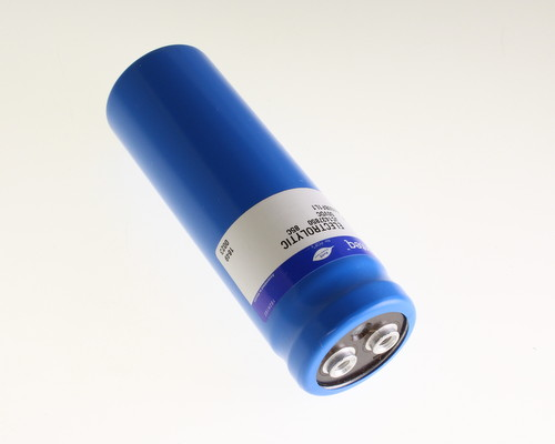 Picture of 23A123G050BF1L1 GENTEQ capacitor 12,000uF 50V Aluminum Electrolytic Large Can Computer Grade