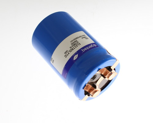 Picture of 23J142F250DD1H1 GENERAL ELECTRIC capacitor 1,400uF 250V Aluminum Electrolytic Large Can Computer Grade