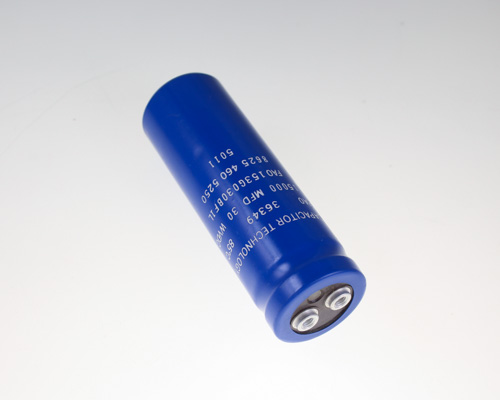 Picture of FA0153G030BF1L CAPACITOR TECHNOLOGY capacitor 15,000uF 30V Aluminum Electrolytic Large Can Computer Grade