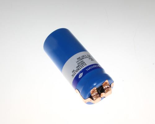 Picture of 23M161F450BD1H1 CAPCOM capacitor 160uF 450V Aluminum Electrolytic Large Can Computer Grade