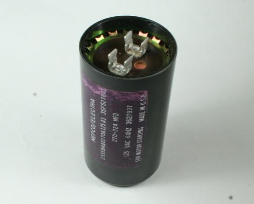 New 2 Pieces 270 324uf 125vac Motor Start Capacitor