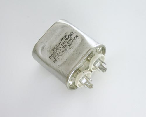 Picture of P91G3301Y22 AEROVOX capacitor 0.75uF 330V Application HID Lighting