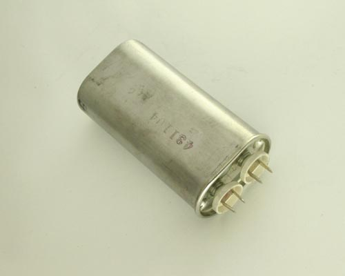 Picture of P50G3307Y AEROVOX capacitor 7.5uF 330V Application Motor Run