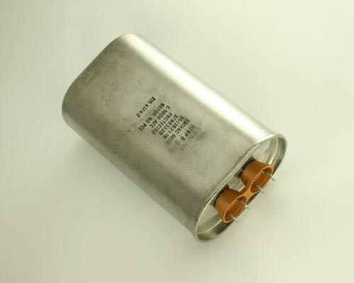 Picture of 37NB3320 MALLORY capacitor 20uF 330V Application Motor Run