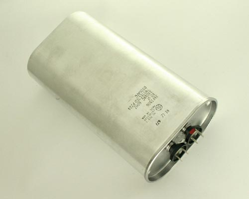 Picture of 26F1506 GENERAL ELECTRIC capacitor 40uF 330V Application Motor Run