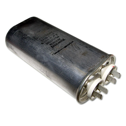 Picture of P50G3708E AEROVOX capacitor 8uF 370V Application Motor Run