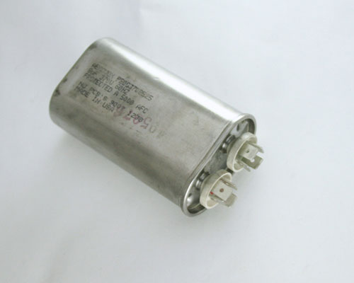 Picture of P50G3708E25 AEROVOX capacitor 8uF 370V Application Motor Run