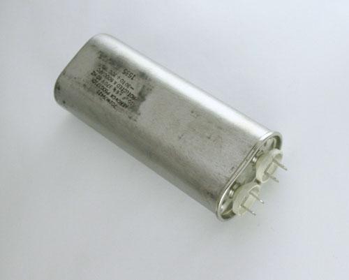 Picture of P50G3710E AEROVOX capacitor 10uF 370V Application Motor Run
