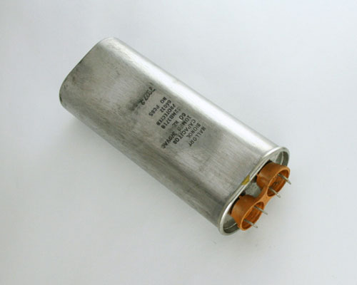 Picture of 32NB3710 MALLORY capacitor 10uF 370V Application Motor Run