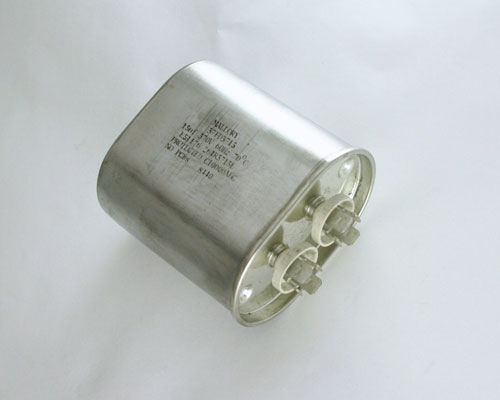 Picture of Z64R3715E MALLORY capacitor 15uF 370V Application Motor Run