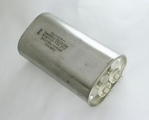 Picture of P64G3720E AEROVOX capacitor 20uF 370V Application Motor Run