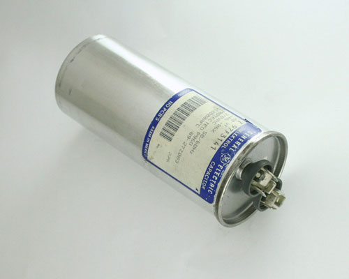Picture of Z97F3141 GENERAL ELECTRIC capacitor 40uF 370V Application Motor Run