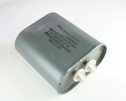 Picture of Z6ZP3750EZZ AEROVOX capacitor 50uF 370V Application Motor Run