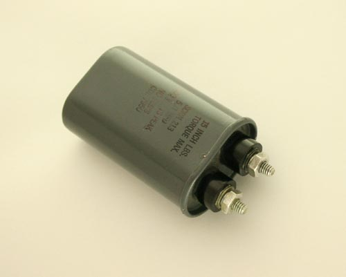 Picture of SCRN213 CDE capacitor 5uF 400V Application Motor Run