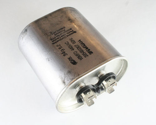 Picture of SFC4410A14 YORK capacitor 10uF 440V Application Motor Run