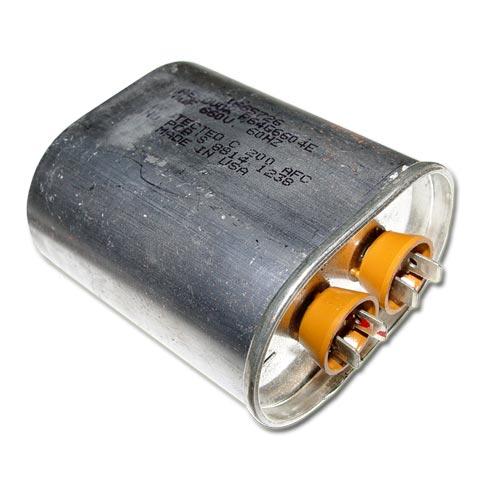 Picture of P64G66046E AEROVOX capacitor 4uF 660V APPLICATION MOTOR RUN