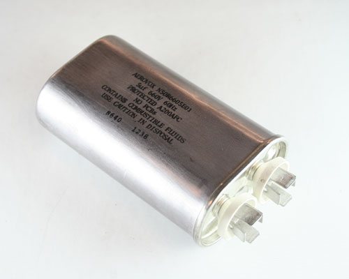 Picture of N50R6605C01 AEROVOX capacitor 5uF 660V Application Motor Run