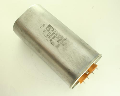 Picture of 37NB6610 MALLORY capacitor 10uF 660V Application Motor Run