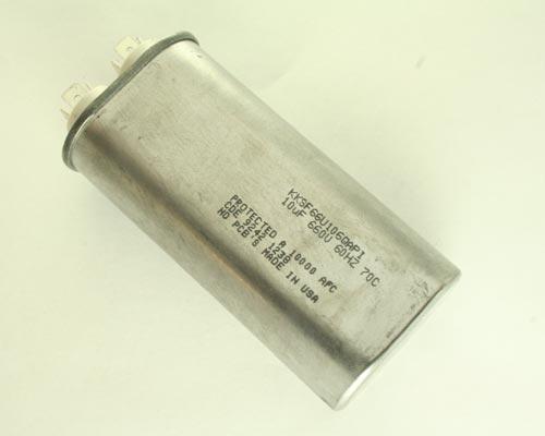 Picture of KKSF66U106QAP1 CDE capacitor 10uF 660V Application Motor Run