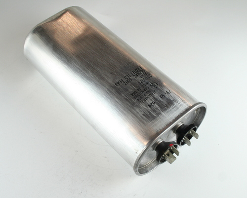 Picture of 21L6021 GENERAL ELECTRIC capacitor 10uF 660V Application Motor Run