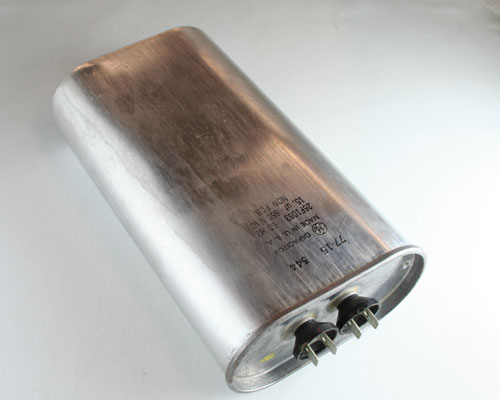 Picture of 26F1063 GENERAL ELECTRIC capacitor 15uF 660V Application Motor Run