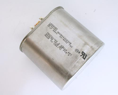 Picture of H62R6620E32R AEROVOX capacitor 20uF 660V Application Motor Run