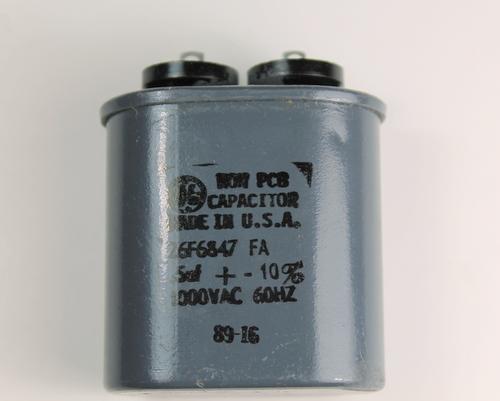2x 5uf 1000vac Motor Run Capacitor 1000v Ac 5mfd 1 000