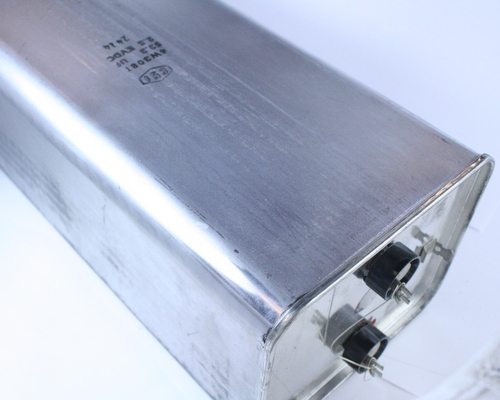 Picture of 4W308T CSI capacitor 53.3uF 3500V Application Motor Run