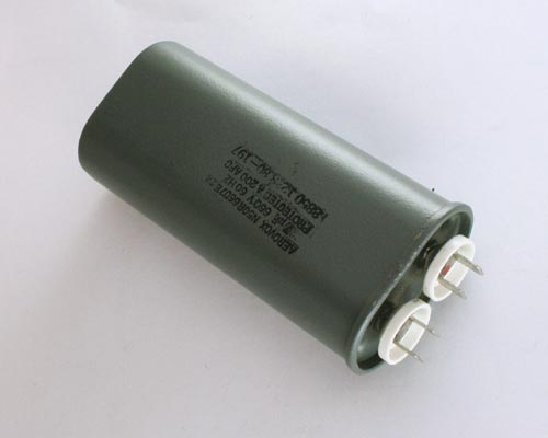 Picture of N50R6607E24 AEROVOX capacitor 7uF 660V Application Motor Run