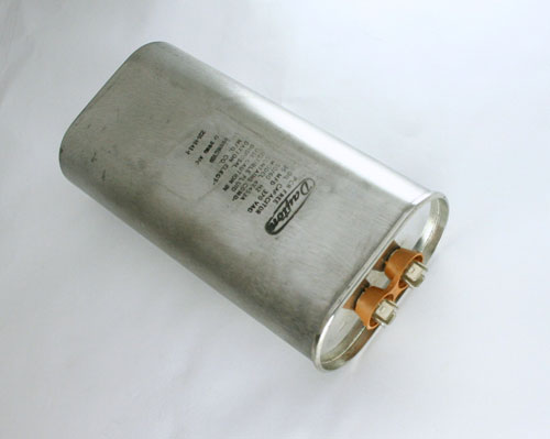 Picture of 4X453A DAYTON capacitor 35uF 370V Application Motor Run