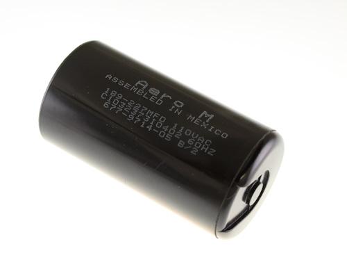 Picture of C103237310402 AERO-M capacitor 189uF 110V Application Motor Start